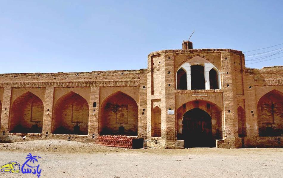 کاروانسرای کرمانشاهان