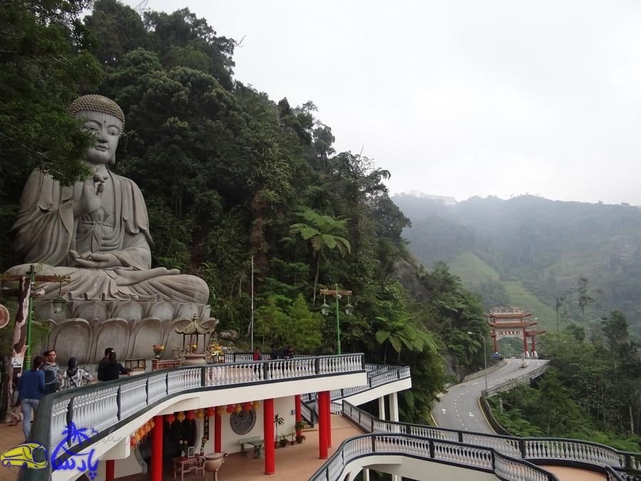 غارهای چین سو 1