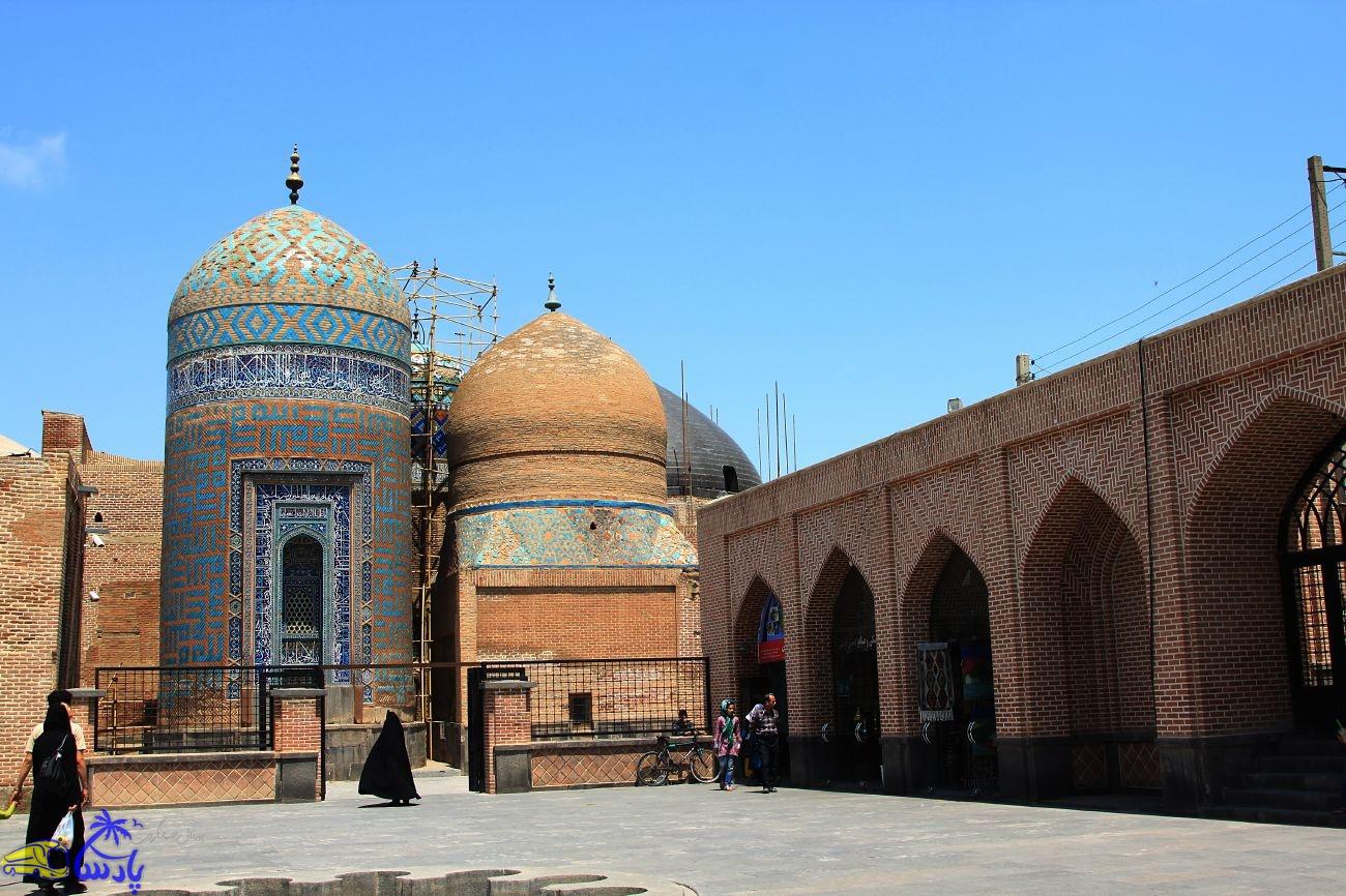 آرامگاه شیخ صفی الدین اردبیلی