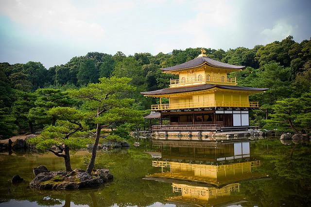 معبد غرفه طلایی