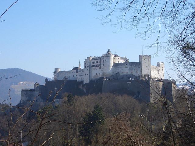 قلعه هوهنسالزبورگ