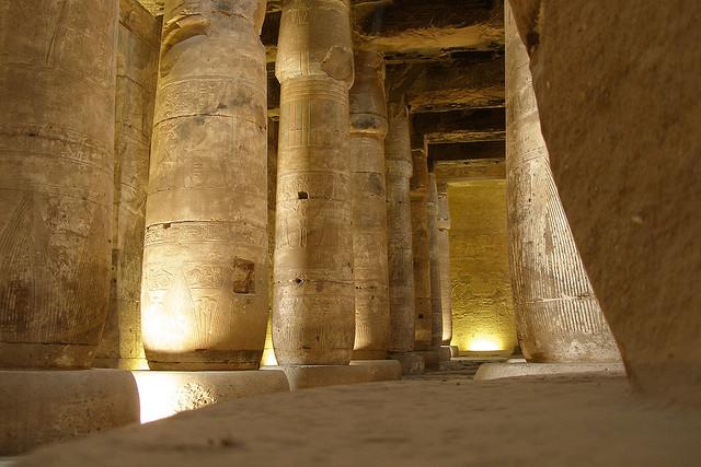 معبد ستی اول