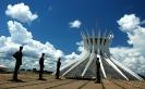 برازیلیا - کلیسای جامع برازیلیا