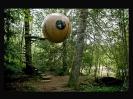 کانادا - خانه کروی درختی