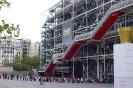 پاریس - مرکز ملی هنر و فرهنگ ژرژ پمپیدو