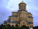 تفلیس - کلیسای سامبا (cathedral of sameba)