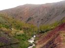 روستای کلوان - قله کهار -