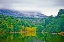 چمستان - دریاچه الیمالات -