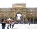 فلورانس - میدان عمومی
