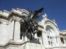 Mexico City - قصر هنرهای زیبا