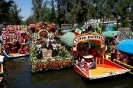 Mexico City - کانال Xochimilco