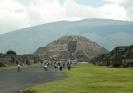 Teotihuacan - هرم ماه و خورشید