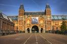 آمستردام - موزه ایالتی (Rijksmuseum)
