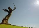 ولگوگراد - مجسمه یادبود مام میهن