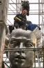 مسکو - مجسمه کارگر و زن Kolkhoz