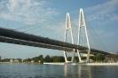سنت پترزبورگ - پل بزرگ اوبخوسکی