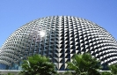 سنگاپور - سالن بزرگ گردشگاه (The Esplanade)