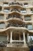 بارسلونا - ساختمان لاپدررا (La Pedrera)