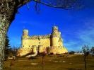 مادرید - قلعه Mendoza