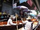 بانکوک - بازار روی آب