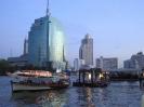 بانکوک - رودخانه Chao Phraya