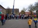 مونیخ - جشنواره مای بام اوف اشتلنگ (maibaumaufstellung)