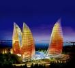 باکو - برج های شعله