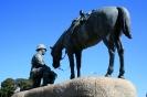 پورت الیزابت - بنای یادبود اسب