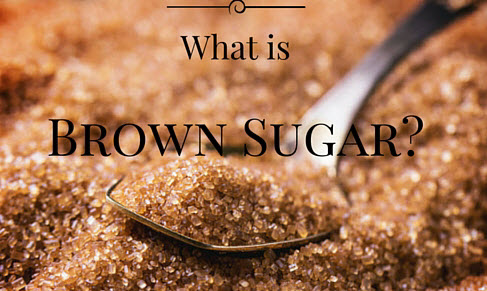 تاریخچه شکر قهوه ای